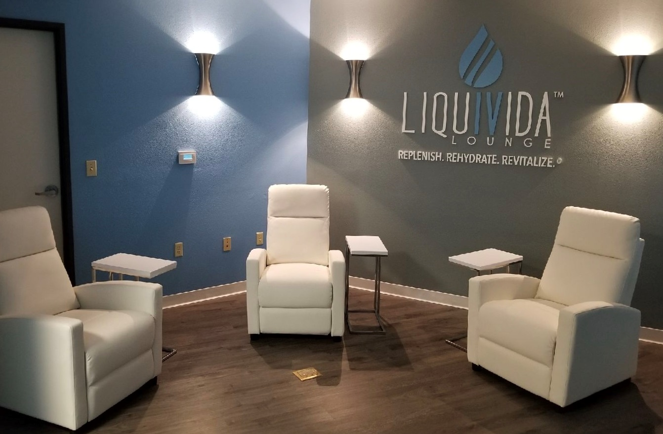 Liquivida IV vitamin drips in Fort Lauderdale